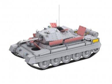 Border Model -Crusader Mk.III British Cruiser Tank Mk. VI, 1/35, BT-012 5