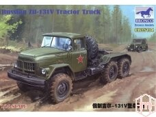 Bronco - Russian Zil-131V Tractor Truck, Scale: 1/35, 35194