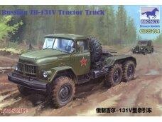 Bronco - Russian Zil-131V Tractor Truck, Mastelis: 1/35, 35194