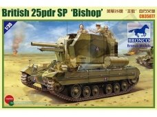 Bronco - Valentine SPG Bishop, Scale: 1/35, 35077