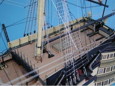 Caldercraft - HMS Victory, Mastelis: 1/72, 9014 10
