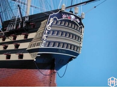 Caldercraft - HMS Victory, Mastelis: 1/72, 9014 11