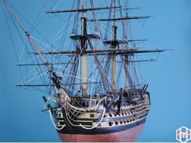 Caldercraft - HMS Victory, Mastelis: 1/72, 9014 2