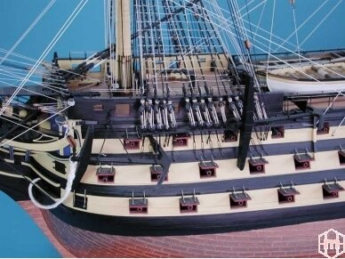Caldercraft - HMS Victory, Mastelis: 1/72, 9014 6