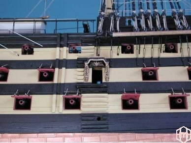 Caldercraft - HMS Victory, Mastelis: 1/72, 9014 8