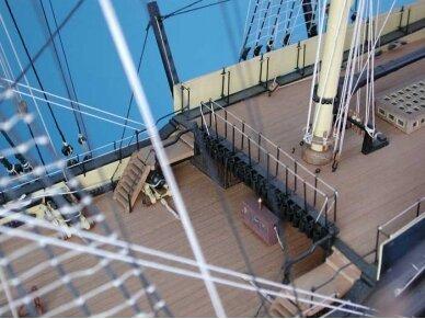 Caldercraft - HMS Victory, Mastelis: 1/72, 9014 9