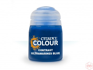 Citadel - Ultramarines Blue, 18ml, 29-18
