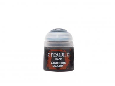 Citadel - Abaddon Black, 12ml, 21-25