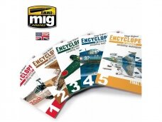 AMMO MIG - COMPLETE ENCYCLOPEDIA OF AIRCRAFT MODELLING TECHNIQUES (English), AMIG6049
