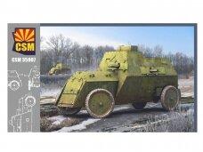 "CSM - Russian ""RB"" Armoured Car (""Russo-Balt"" 1914), 1/35, 35007"