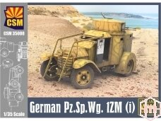 CSM - German Pz.Sp.Wg. 1ZM(i) Armoured Car 1ZM 1935-1944, 1/35, 35008