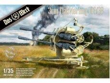 Das Werk - 3cm Flakvierling 103/38, 1/35, 35004