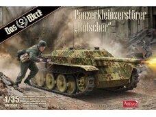 """Das Werk - Panzerkleinzerstörer """"Rutscher"""", Mastelis: 1/35, 35007"""