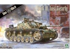 Das Werk - StuG III Ausf.G early, 1/16, 16001