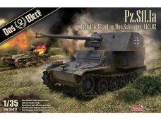 Das Werk - Pz.Sfl. Ia - 5cm Pak 38 auf gp. Mun Schlepper, 1/35, 35017