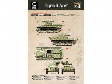 """Das Werk - Borgward IV Panzerjäger """"Wanze"""", 1/35, 35008 7"""