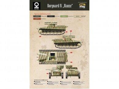 """Das Werk - Borgward IV Panzerjäger """"Wanze"""", Scale: 1/35, 35008 8"""