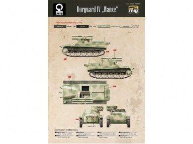 """Das Werk - Borgward IV Panzerjäger """"Wanze"""", 1/35, 35008 9"""