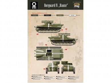 """Das Werk - Borgward IV Panzerjäger """"Wanze"""", Scale: 1/35, 35008 10"""