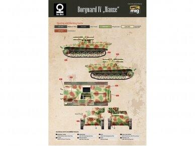 """Das Werk - Borgward IV Panzerjäger """"Wanze"""", Scale: 1/35, 35008 11"""