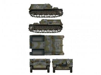 Das Werk - Gepanzerter Munitionsschlepper VK3.02, Scale: 1/35, 35016 4