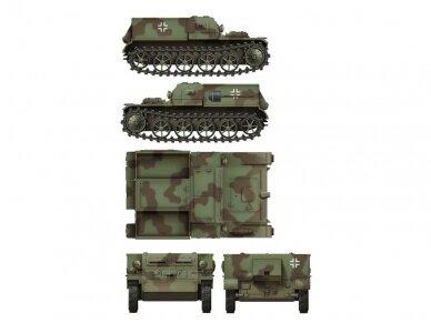 Das Werk - Gepanzerter Munitionsschlepper VK3.02, Scale: 1/35, 35016 5