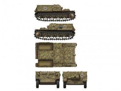 Das Werk - Gepanzerter Munitionsschlepper VK3.02, Scale: 1/35, 35016 6