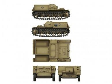 Das Werk - Gepanzerter Munitionsschlepper VK3.02, Scale: 1/35, 35016 7