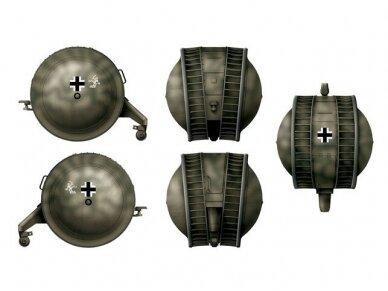 Das Werk - German Kugelpanzer, 1/35, 35015 5