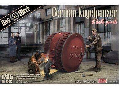 Das Werk - German Kugelpanzer, 1/35, 35015