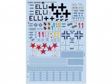 "Das Werk - Ju EF-126 ""Elli"" / EF-127 ""Walli"" (3 in 1), Scale: 1/32, 32001 2"