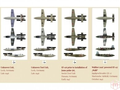 "Das Werk - Ju EF-126 ""Elli"" / EF-127 ""Walli"" (3 in 1), Scale: 1/32, 32001 5"