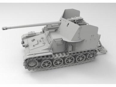 Das Werk - Pz.Sfl. Ia - 5cm Pak 38 auf gp. Mun Schlepper, Scale: 1/35, 35017 2