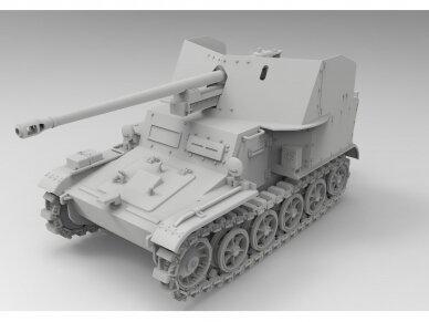 Das Werk - Pz.Sfl. Ia - 5cm Pak 38 auf gp. Mun Schlepper, Scale: 1/35, 35017 3