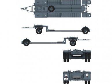 Das Werk - Sonderanhänger 115 10 Ton Tank Trailer Sd.Ah.115, Mastelis: 1/35, 35002 2