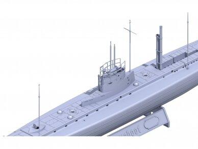 Das Werk - WWI German U-Boat SM U-9, Scale: 1/72, 72001 2