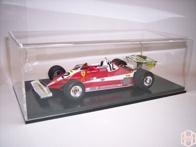 Display case, for 1/20-1/18 scale cars, MODDSP20 2
