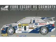Domino - Ford Escort RS Cosworth 1994 Monte Carlo Rally Winner, Mastelis: 1/24, 24144