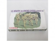 Dragon - U.S. Infantry, 2nd Armored Division (Normandy 1944), 1/35, 6120