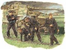 Dragon - Survivors, Panzer Crew (Kursk 1943), 1/35, 6129
