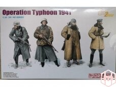 Dragon - Operation Typhoon 1941 (w/ Paul Hausser) Gen2 Gear, 1/35, 6735