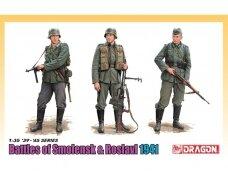 Dragon - Battle Of Smolensk & Roslavl 1941 with Bonus DS Uniform & Boots (Limited), Scale: 1/35, 6791
