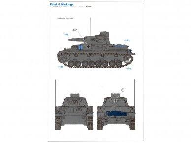 Dragon - Pz.Kpfw. IV Ausf. A mit Zusatzpanzer, 1/35, 6816 3