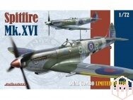 Eduard - Spitfire Mk.XVI Dual Combo, Limited Edition, Scale: 1/72, 2117