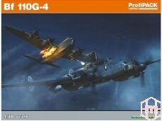 Eduard -  Bf 110G-4 Profipack edition, Scale: 1/48, 8208