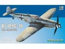 Eduard - Bf-109G-10 Mtt. Regensburg, Weekend Edition, 1/48, 84168