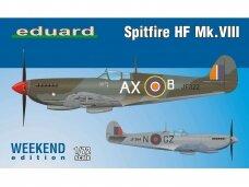 Eduard - Spitfire HF Mk.VIII, Weekend edition, 1/72, 7449