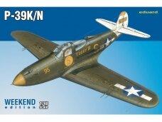 Eduard - P-39K/ N, Weekend Edition, 1/48, 84161