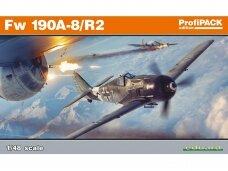 Eduard - Fw 190A-8/R2, Profipack, Mastelis: 1/48, 82145