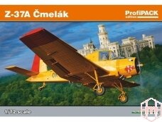 Eduard - Z-37A Cmelak, Profipack, 1/72, 7097